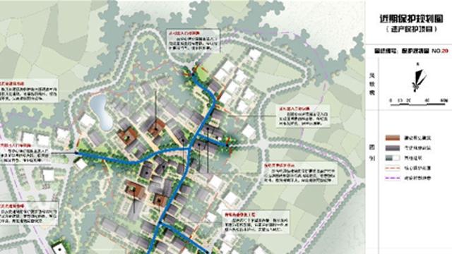 福清2处省级历史文化名村保护规划出炉